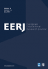 couverture de European Educational Research Journal (July 2015)